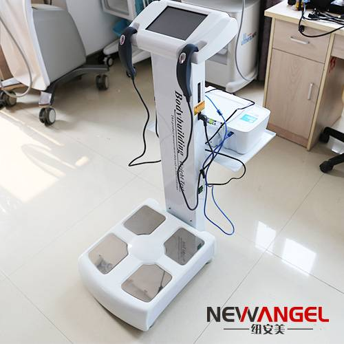 Professional body fat analyzer for human body