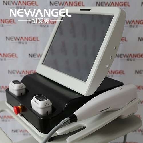 Portable hifu machine anti aging products facial and body use