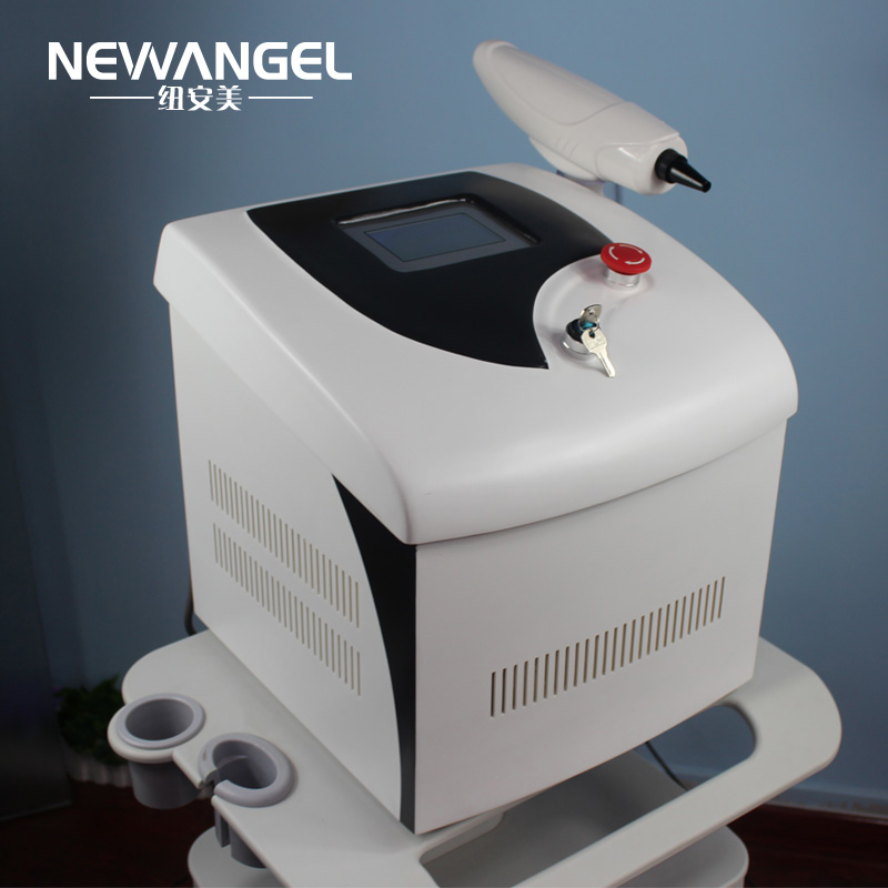 CE approved best q switched nd yag laser machine
