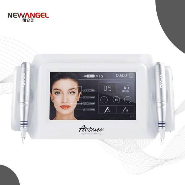 Permanent makeup machine canada touch screen easy use