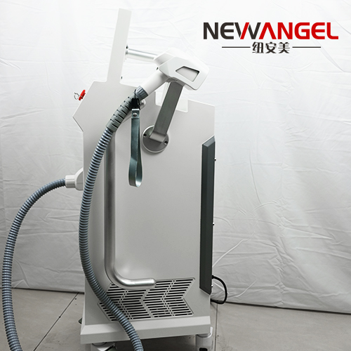 High power permanent and painless diode laser hair removal devices