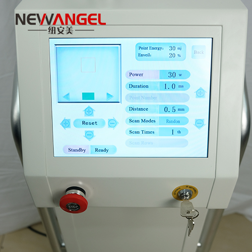 Fractional co2 laser machine price for salon and clinic use