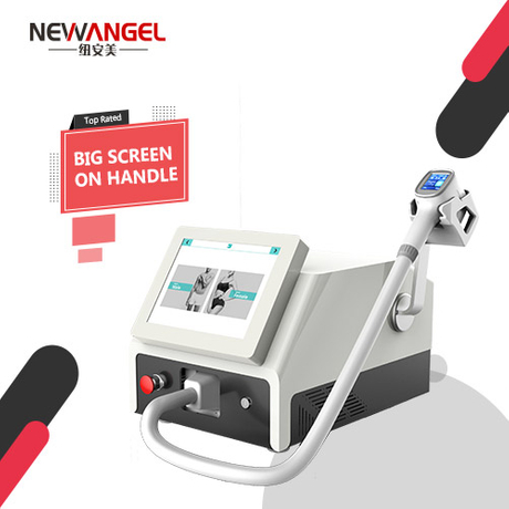 Laser hair removal machine new portable unique design