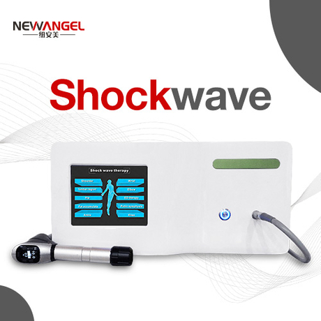 Shockwave therapy equipment for back pain