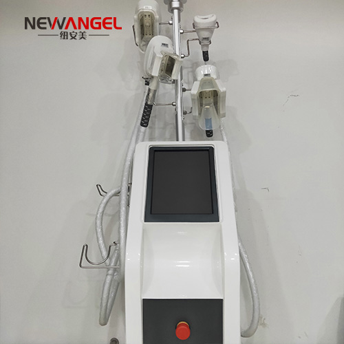 Cryolipolysis machine best with big touch screen easy operation