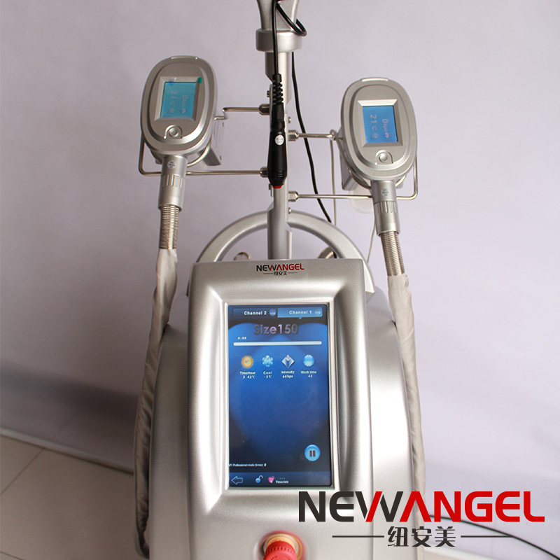 Slimming and weight loss cryolipolysis machine cost